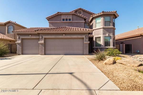 16230 N 72nd Lane, Peoria, AZ 85382 (MLS #5931070) :: Home Solutions Team