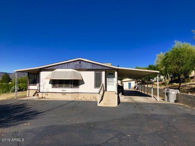 34811 S Desert Cove, Black Canyon City, AZ 85324 (MLS #5931384) :: Riddle Realty