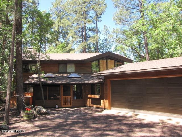 3332 White Oak Drive, Pinetop, AZ 85935 (MLS #5931426) :: Riddle Realty