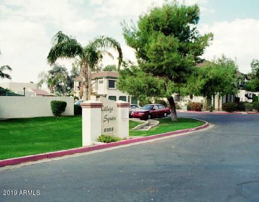 8888 N 47TH Avenue #225, Glendale, AZ 85302 (MLS #5933818) :: Revelation Real Estate