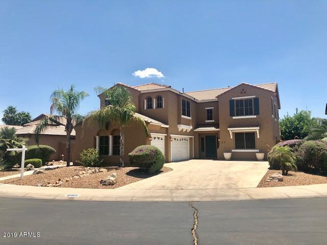 3539 E Morelos Court, Gilbert, AZ 85295 (MLS #5934793) :: Revelation Real Estate