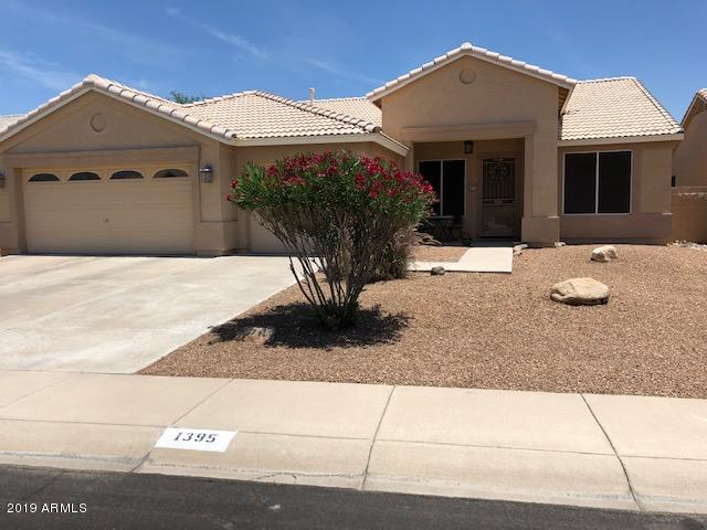 1395 N Constellation Way, Gilbert, AZ 85234 (MLS #5935863) :: The Carin Nguyen Team