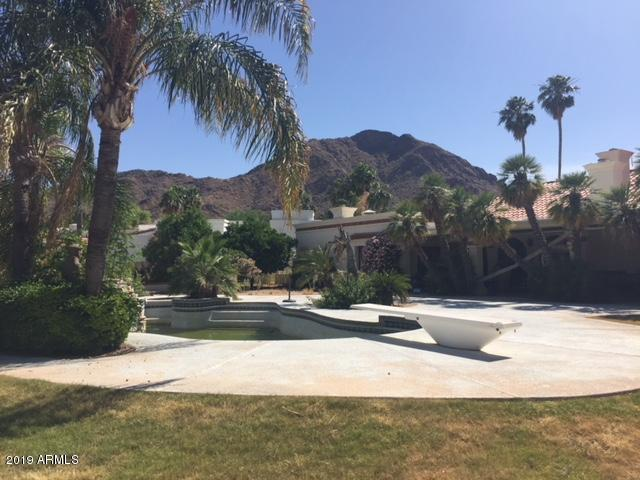 6201 N Yucca Road, Paradise Valley, AZ 85253 (MLS #5936198) :: Brett Tanner Home Selling Team