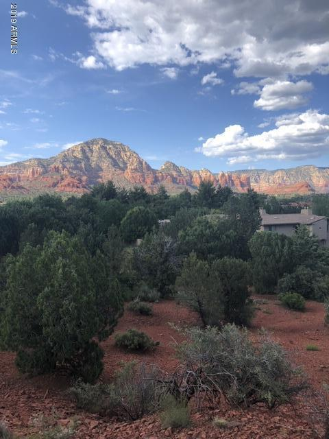 10 El Camino Grande, Sedona, AZ 86336 (MLS #5936554) :: Midland Real Estate Alliance