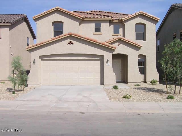 2221 N 95TH Avenue, Phoenix, AZ 85037 (MLS #5936598) :: Lux Home Group at  Keller Williams Realty Phoenix