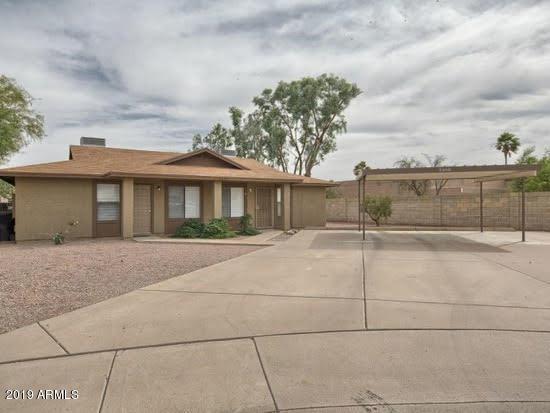 4523 E Camino Circle, Mesa, AZ 85205 (MLS #5936773) :: My Home Group