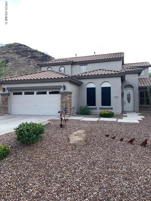 26616 N 59TH Lane, Phoenix, AZ 85083 (MLS #5937695) :: The Laughton Team