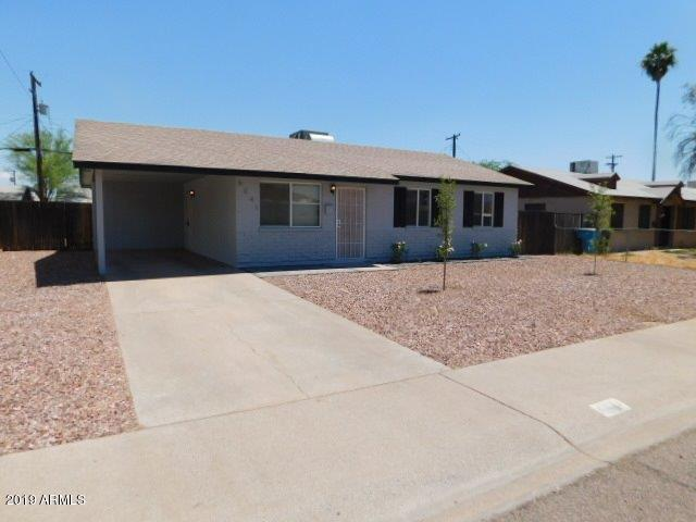6841 W Mariposa Street, Phoenix, AZ 85033 (MLS #5937919) :: Revelation Real Estate
