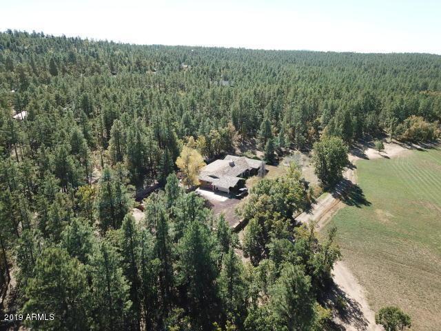 931 E Woodland Lake Road, Pinetop, AZ 85935 (MLS #5938782) :: Revelation Real Estate