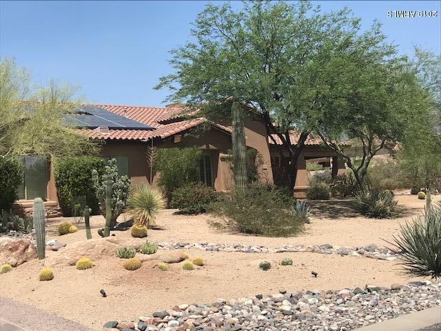 4700 E El Sendero Drive, Cave Creek, AZ 85331 (MLS #5938856) :: Yost Realty Group at RE/MAX Casa Grande