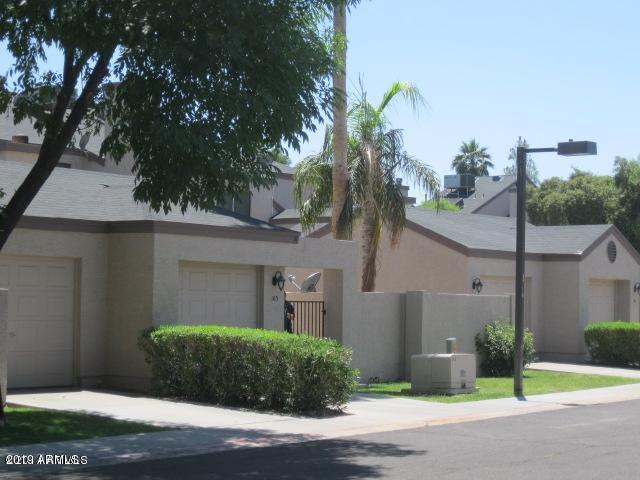 3315 E Juniper Avenue #103, Phoenix, AZ 85032 (MLS #5940143) :: Yost Realty Group at RE/MAX Casa Grande