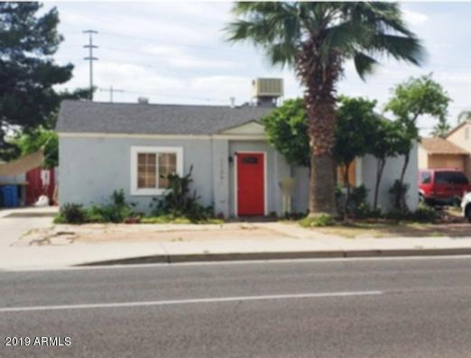 1109 W Indian School Road, Phoenix, AZ 85013 (MLS #5940500) :: Brett Tanner Home Selling Team