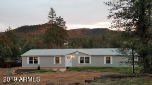 8037 Lufkin Drive, Strawberry, AZ 85544 (MLS #5941179) :: Lifestyle Partners Team