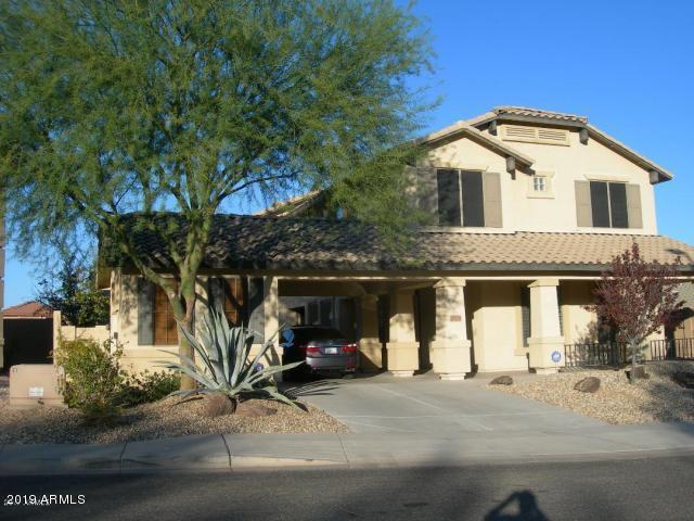 29524 N 20TH Lane, Phoenix, AZ 85085 (MLS #5941270) :: Riddle Realty
