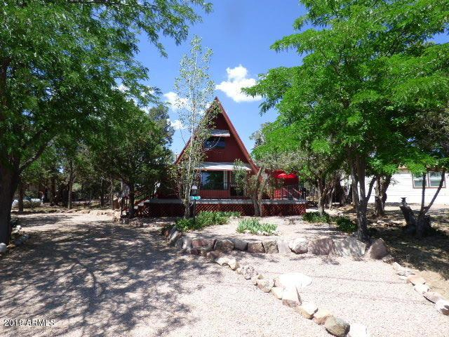8031 W Stallion Road, Payson, AZ 85541 (MLS #5941413) :: Lifestyle Partners Team