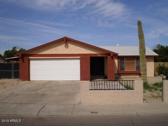 7142 W Catalina Drive, Phoenix, AZ 85033 (MLS #5941939) :: Occasio Realty