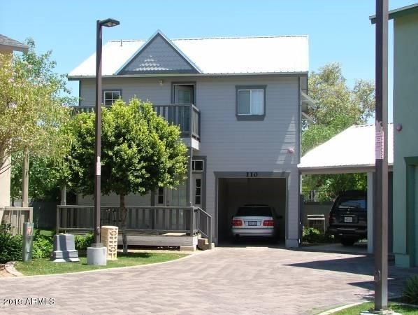 2016 S Hammond Drive #110, Tempe, AZ 85282 (MLS #5942432) :: Lucido Agency