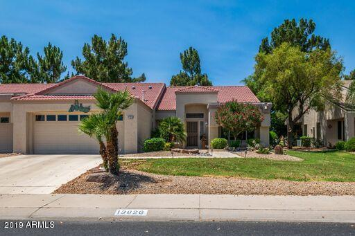 13826 W Greenview Drive, Sun City West, AZ 85375 (MLS #5942792) :: Kepple Real Estate Group