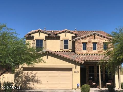 9347 S 183RD Drive, Goodyear, AZ 85338 (MLS #5943238) :: Riddle Realty