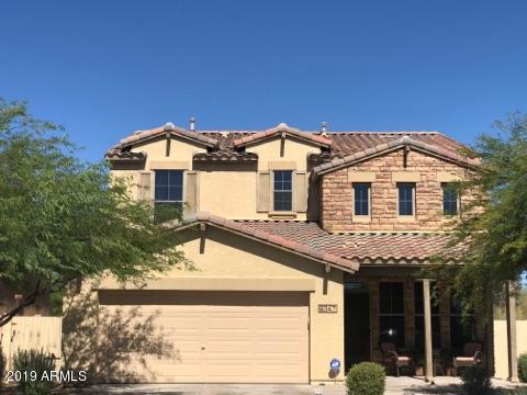 9347 S 183RD Drive, Goodyear, AZ 85338 (MLS #5943238) :: Homehelper Consultants