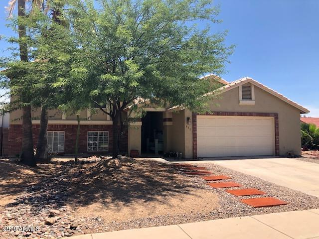831 E Shadow Lane, Casa Grande, AZ 85122 (MLS #5943792) :: Openshaw Real Estate Group in partnership with The Jesse Herfel Real Estate Group