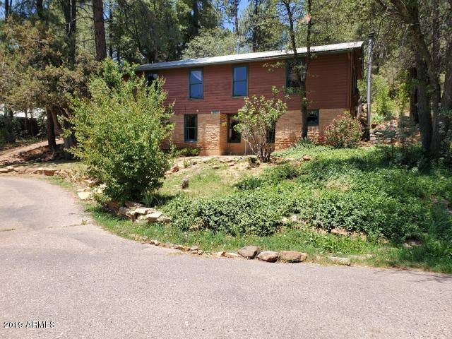 8250 W Fossil Creek Road, Strawberry, AZ 85544 (MLS #5943866) :: The Property Partners at eXp Realty