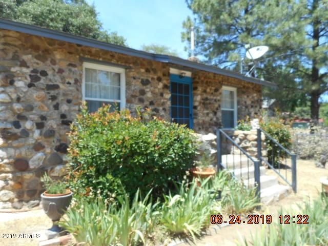 16775 W Shrine Drive, Yarnell, AZ 85362 (MLS #5943972) :: The Property Partners at eXp Realty