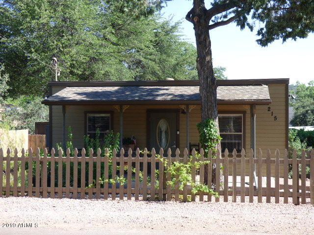 215 W Frontier Street, Payson, AZ 85541 (MLS #5944114) :: Kepple Real Estate Group