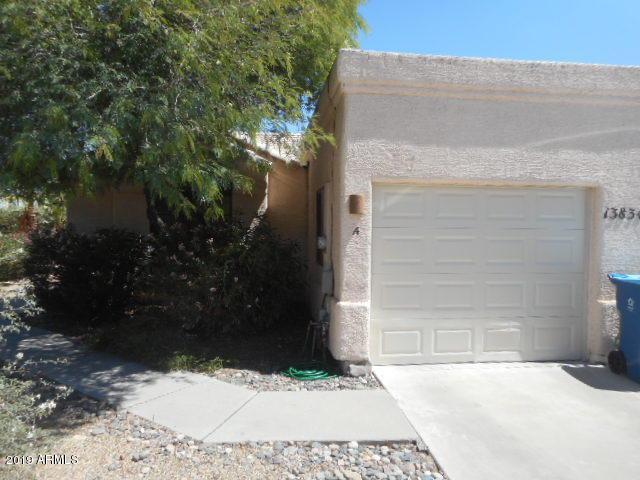 13834 N Cambria Drive A, Fountain Hills, AZ 85268 (MLS #5944325) :: The W Group