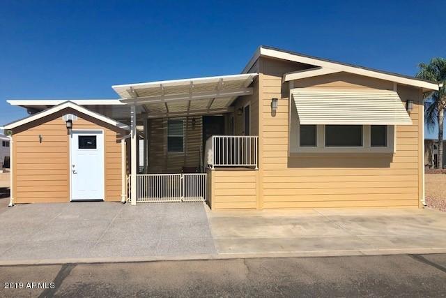 17200 W Bell Road #1150, Surprise, AZ 85374 (MLS #5944332) :: Riddle Realty Group - Keller Williams Arizona Realty
