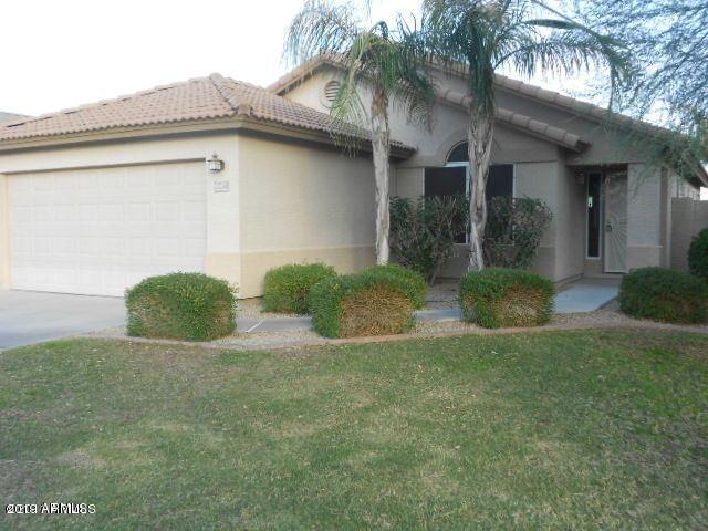 22241 N 76TH Drive, Peoria, AZ 85383 (MLS #5944702) :: The Kathem Martin Team