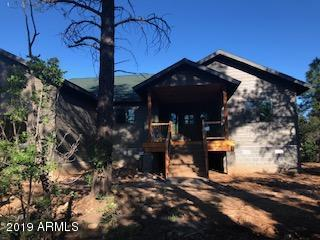 2552 Roundup Lane, Happy Jack, AZ 86024 (MLS #5944933) :: Kepple Real Estate Group
