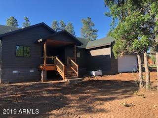 5564 Bald Eagle Way, Happy Jack, AZ 86024 (MLS #5944934) :: Kepple Real Estate Group