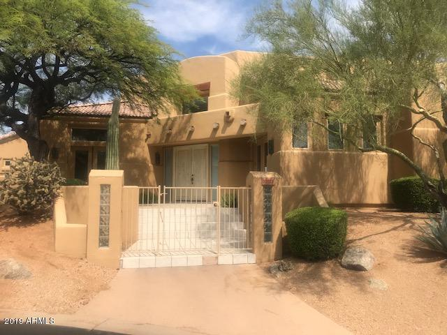10727 E Monument Drive, Scottsdale, AZ 85262 (MLS #5946450) :: Phoenix Property Group