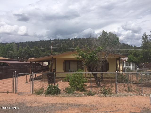 904 W Saddle Lane, Payson, AZ 85541 (MLS #5948146) :: Revelation Real Estate