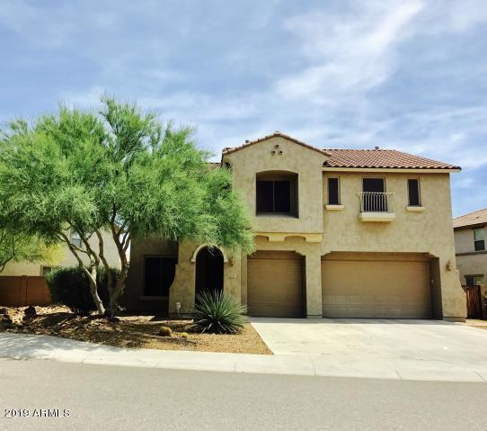 5141 W Swayback Pass, Phoenix, AZ 85083 (MLS #5949553) :: The Laughton Team