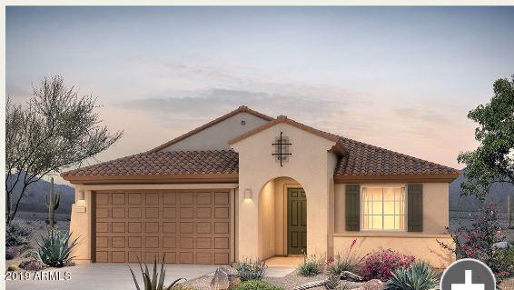 25916 W Quail Avenue, Buckeye, AZ 85396 (MLS #5950837) :: CC & Co. Real Estate Team