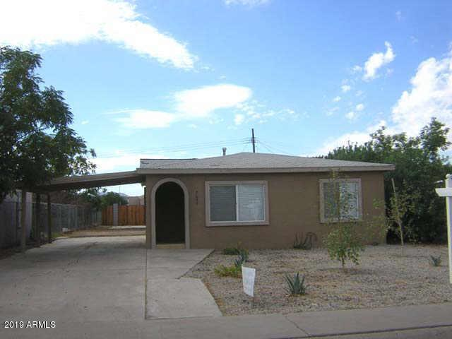 3637 W Polk Street, Phoenix, AZ 85009 (MLS #5951943) :: The W Group