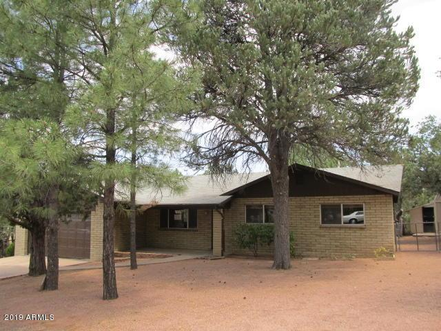 702 E Skyway Court, Payson, AZ 85541 (MLS #5952316) :: Kepple Real Estate Group