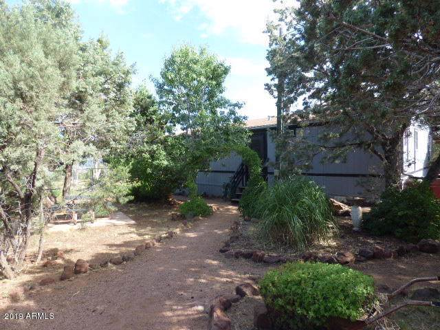7736 N Toya Vista Road, Payson, AZ 85541 (MLS #5953292) :: Kepple Real Estate Group