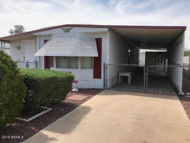 2705 E Birchwood Avenue, Mesa, AZ 85204 (MLS #5953466) :: The W Group