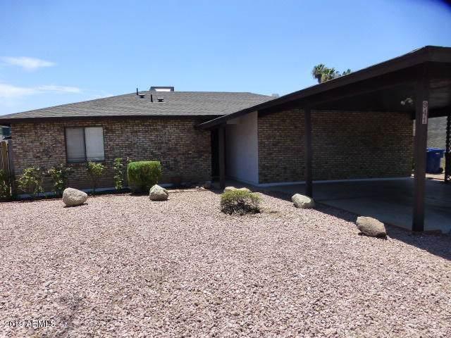 941 W Farmdale Avenue, Mesa, AZ 85210 (MLS #5953591) :: HOMM