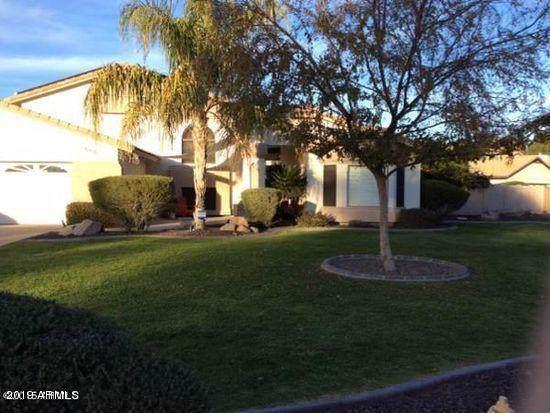 602 E Sage Brush Street, Gilbert, AZ 85296 (MLS #5953644) :: Occasio Realty