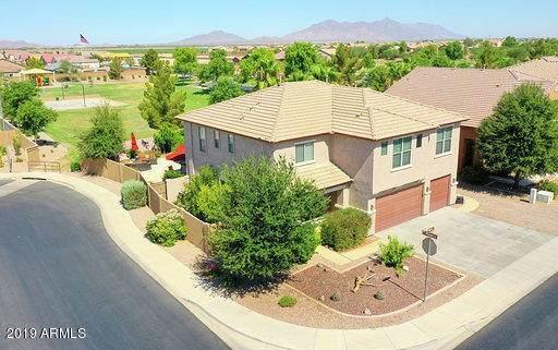 17798 N Kari Lane, Maricopa, AZ 85139 (MLS #5954219) :: Team Wilson Real Estate