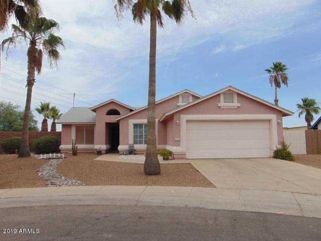 1712 E Catalina Street, Casa Grande, AZ 85122 (MLS #5954294) :: The Pete Dijkstra Team