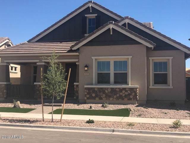 2874 S Beckett Street, Gilbert, AZ 85295 (MLS #5954738) :: The W Group