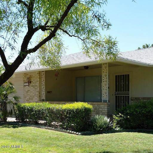 9714 W Shasta Drive, Sun City, AZ 85351 (MLS #5954903) :: The Property Partners at eXp Realty