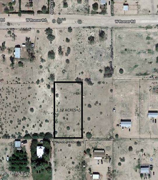 33219 W Roeser Road, Tonopah, AZ 85354 (MLS #5955005) :: The W Group