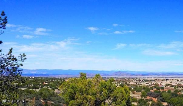 13075 N Reflection Trail S, Prescott, AZ 86305 (MLS #5955155) :: Devor Real Estate Associates