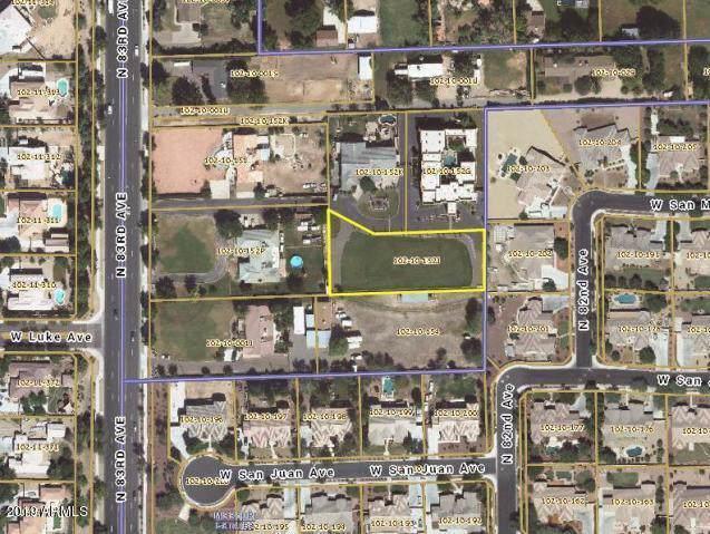 5615 N 83RD Avenue, Glendale, AZ 85303 (MLS #5955190) :: The Laughton Team